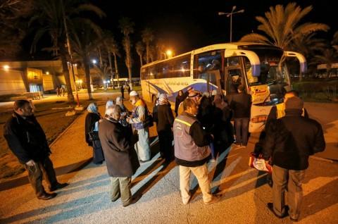 Ratusan Warga Palestina di Gaza Diizinkan Pergi Umrah