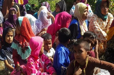 100 Ribu Rohingya Akan Direlokasi ke Pulau Terpencil