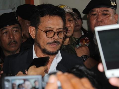 Syahrul Yasin Limpo Diperiksa Bawaslu