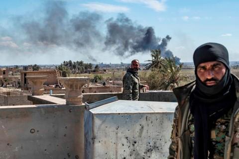 Militan ISIS Selandia Baru akan Dihukum jika Pulang
