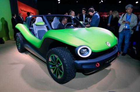 ID Buggy Concept Curi Perhatian di Geneva Motor Show