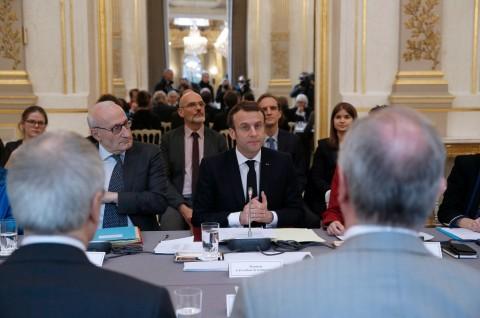 Presiden Prancis Rilis Proposal Pembaruan Eropa