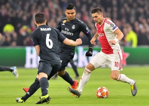 Prediksi Real Madrid vs Ajax Amsterdam: Los Blancos Mulus ke Perempat Final