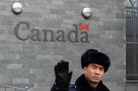 Tiongkok Tuduh Dua Warga Kanada Curi Rahasia Negara
