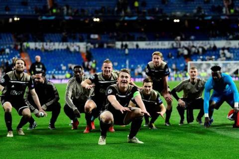 Fakta Menarik Usai Real Madrid Bertekuk Lutut dari Ajax Amsterdam