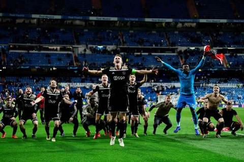 Rapor Pemain dan Komparasi Statistik Real Madrid vs Ajax Amsterdam