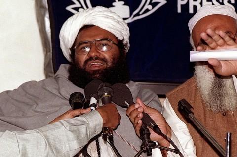 Pakistan Tangkap Puluhan Militan Terkait Bom Kashmir