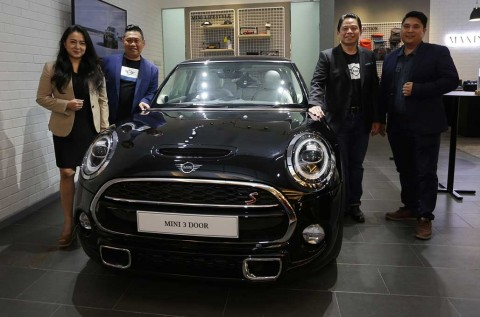 MINI 3-Doors Cooper S Black, Hanya Enam Unit di Indonesia