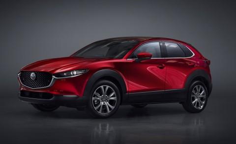 Memperkuat Lini SUV dengan Mazda CX-30