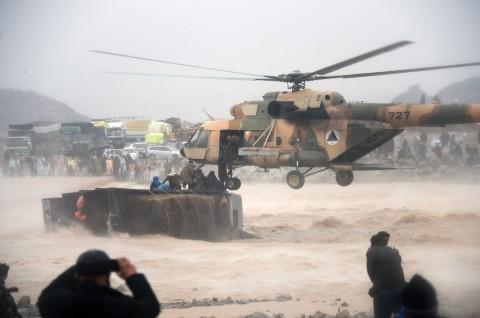 Afghanistan Dilanda Banjir Terparah dalam Tujuh Tahun
