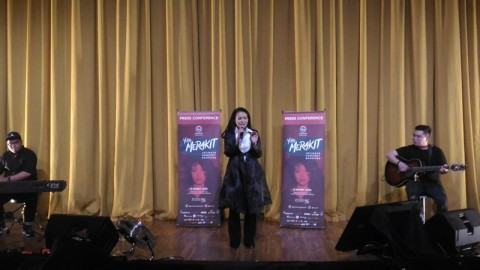 Malam Ini, Yura Yunita Gelar Konser Merakit di Bandung