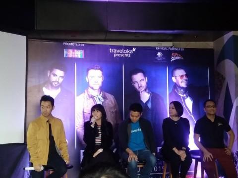 Boyzone Siapkan Momen Penghormatan untuk Stephen Gately di Jakarta