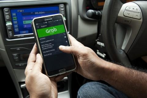 Grab Dukung Pembentukan Ekosistem Mobil Listrik