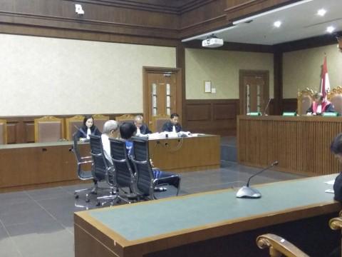Terdakwa Suap Gubernur Sumut Dituntut Kembalikan Uang Rp642 Juta