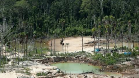 Peru Buka Pangkalan Militer di Amazon