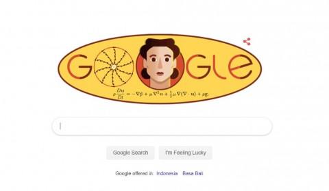 Google Doodle Kali Ini untuk Olga Ladyzhenskaya, Siapa Dia?