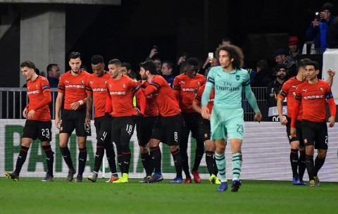 Arsenal tidak Berdaya di Markas Rennais