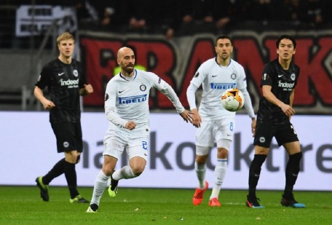 Inter Milan Buang Peluang Kalahkan Eintracht Frankfurt