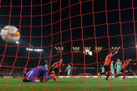 Arsenal Tumbang di Kandang Rennes