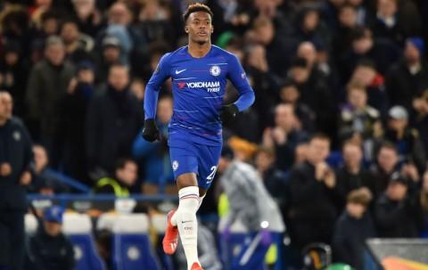 Sumbang Gol untuk Chelsea, Hudson-Odoi Ditantang Sarri