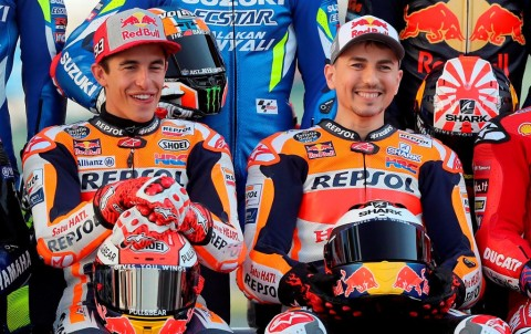 Menanti Duet Marquez dan Lorenzo