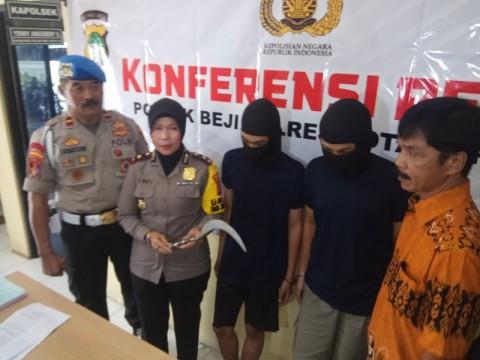 Remaja 'Macan' Begal di Depok Akhirnya Ditangkap
