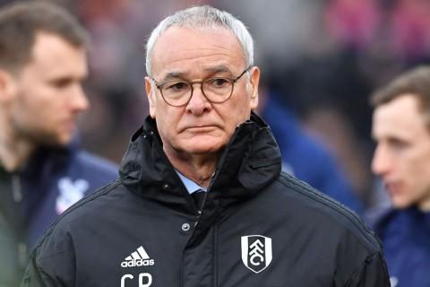 Claudio Ranieri Masuk Bursa Calon Pelatih Baru AS Roma