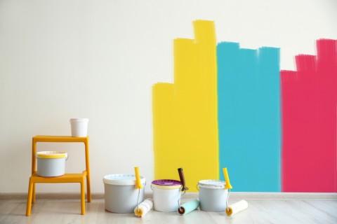 Enam Warna Cat Rumah untuk Memperbaiki Suasana Hati