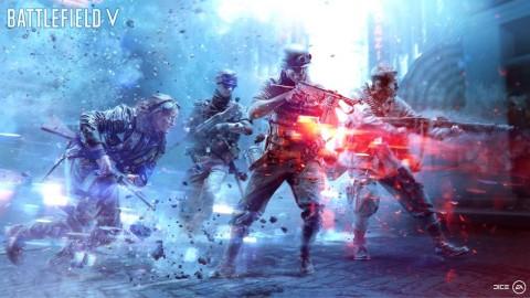Ada Bocoran Video Battle Royale dari Battlefield V