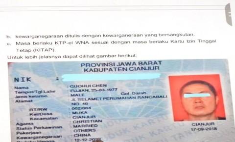 Tim Gabungan Dibentuk Atasi WNA Terdaftar Pemilih