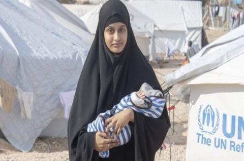 Bayi dari Remaja Simpatisan ISIS Meninggal di Suriah