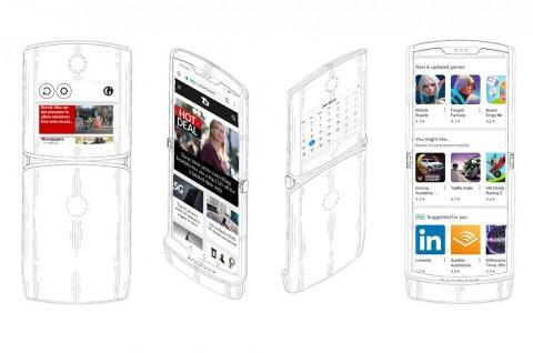 Kabar Terbaru Ponsel Layar  Lipat Motorola Razr