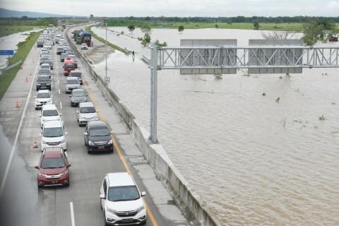 Banjir di Tol Bukan Karena Salah Desain