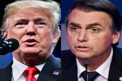 'Trump dari Amerika Selatan' Akan Berkunjung ke Gedung Putih