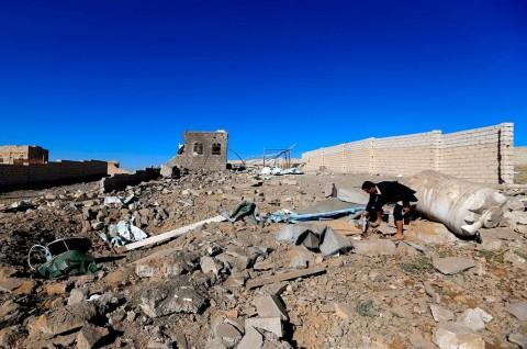 PBB: Hampir 100 Orang Tewas Setiap Pekan di Yaman