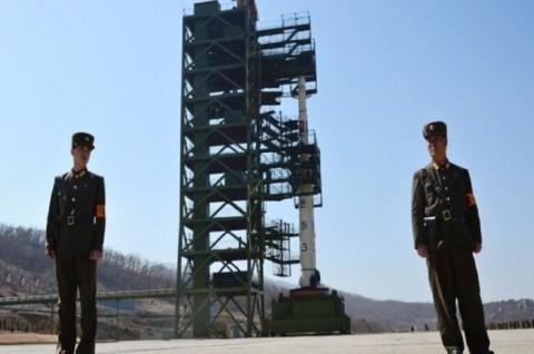 Foto Satelit Indikasikan Korut Bersiap Luncurkan Roket