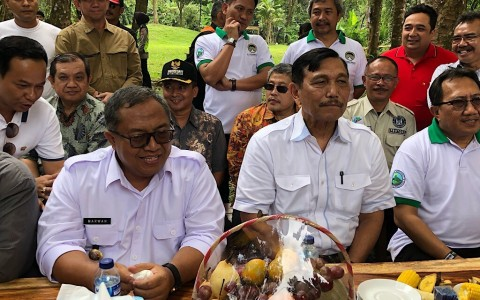 Bupati Sukabumi Senang dengan Pembangunan Infrastruktur Era Jokowi