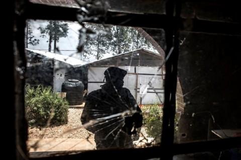 Fasilitas Ebola di RD Kongo Diserang, Satu Polisi Tewas