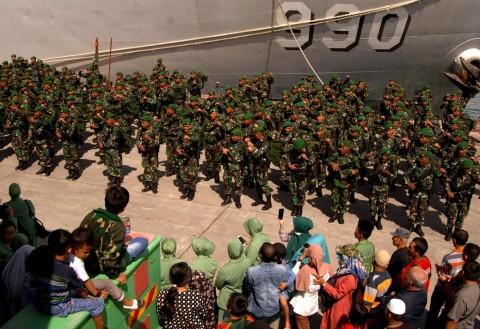 TNI Perketat Penjagaan di Nduga