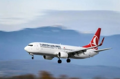 Turbulensi Parah, 30 Penumpang Turkish Airlines Terluka