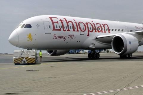 Suara Jatuhnya Pesawat Ethiopian Airlines Sangat Kencang