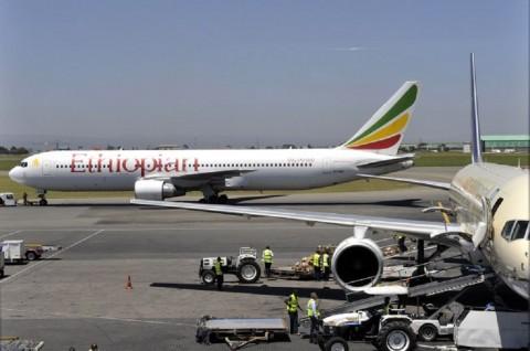 Penumpang Ethiopian Airlines ET302 Berasal dari 33 Negara