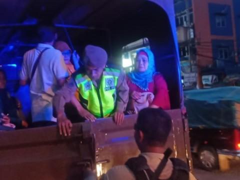 Penumpang KRL ke Bogor Dapat Tumpangan Gratis