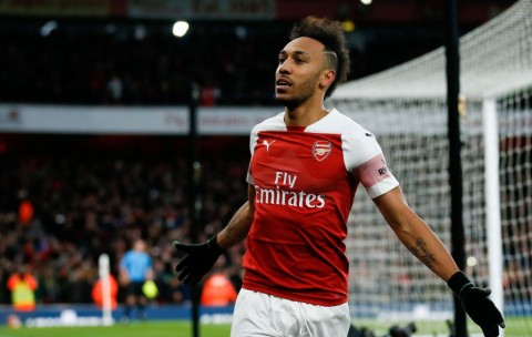 Tundukkan United, Arsenal Tembus Empat Besar