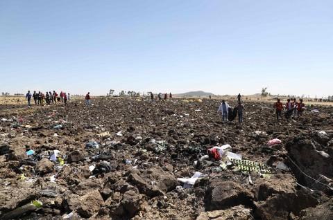WNI Korban Kecelakaan Ethiopian Airlines Staf PBB