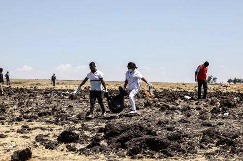 PBB Konfirmasi Identitas WNI Korban Tragedi Ethiopian Airlines