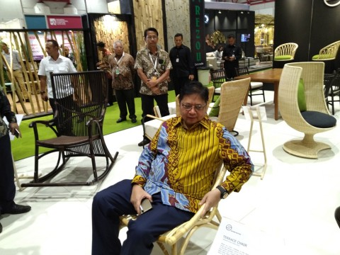 Industry Minister Opens IFEX 2019