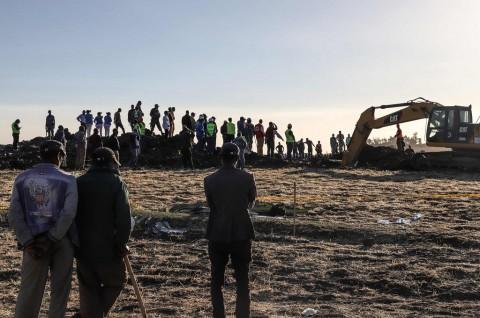 Telat Naik Ethiopian Airlines, Pria Ini Merasa Beruntung