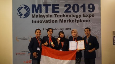 Mahasiswa UB Buat Pelindung <i>Smartphone</i> Ramah Lingkungan