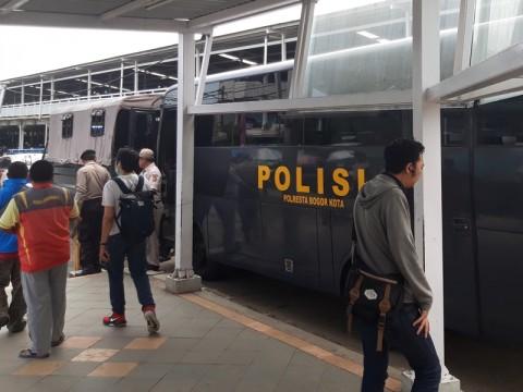 Polres Bogor Sediakan Kendaraan ke Stasiun Bojonggede